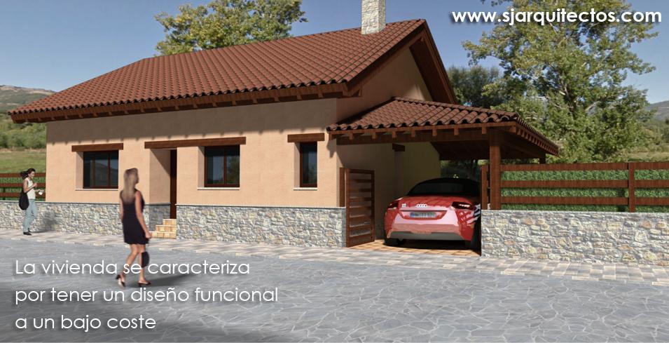 y de los espacios interiores la eleccin de los materiales dan lugar a esta casa con el mximo de y a un mnimo coste