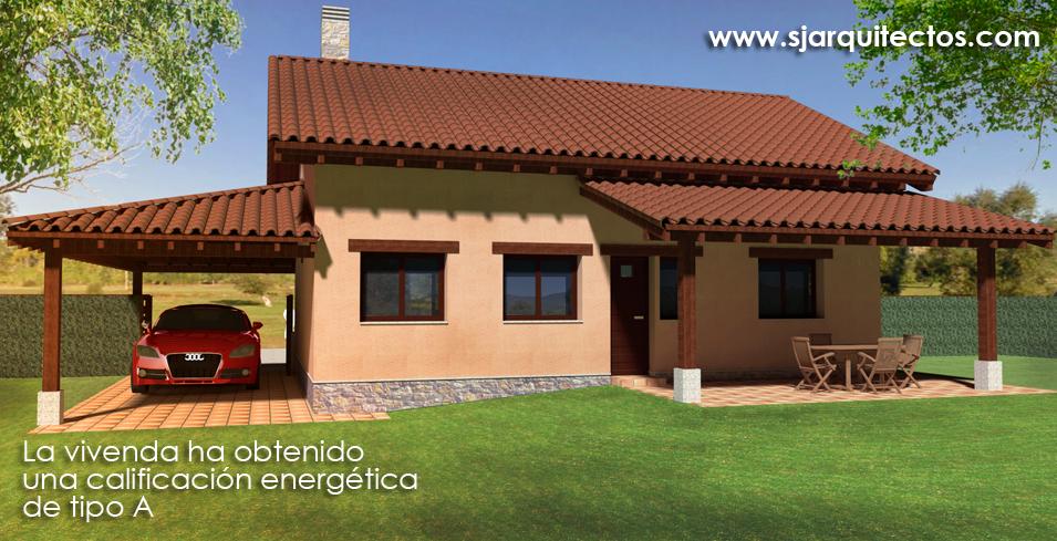 Vivienda de bajo coste low cost casa rc for Coste construccion vivienda unifamiliar